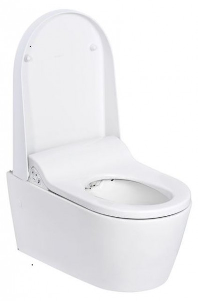 Geberit AQUACLEAN SELA Dusch-WC komplett mit Wand-Tiefspül-WC, für UP-SPK, weiß