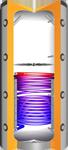 VMS-Therm JPSLR Hochleistungs-Pufferspeicher mit Schichtladesystem