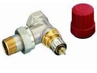 Danfoss Thermostat-Regelventil Eckform Typ RA-N 15 R 1/2'
