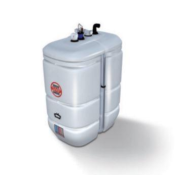 Buderus Heizöltank Logafix 750 - 1500 Liter