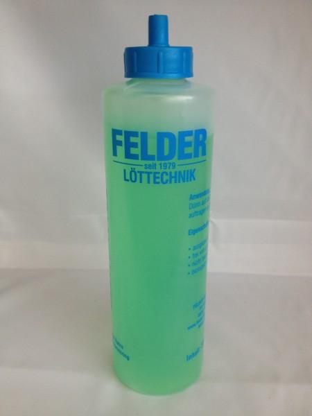 Gleitmittel für Steckmuffen grün, 500 ml Dosier-Flasche