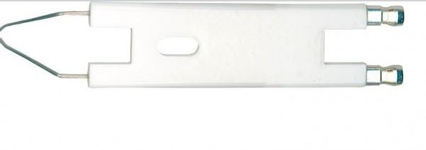Doppel-Zündelektrode für Brötje 0-111M, 0-117, 0-30