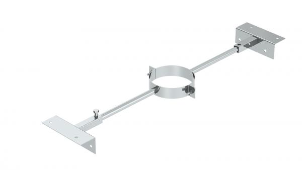 Schornstein - Sparrenhalter 500-900mm verstellbar