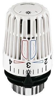 Thermostat-Kopf K mit eingebautem Fühler, mit Nullstellung