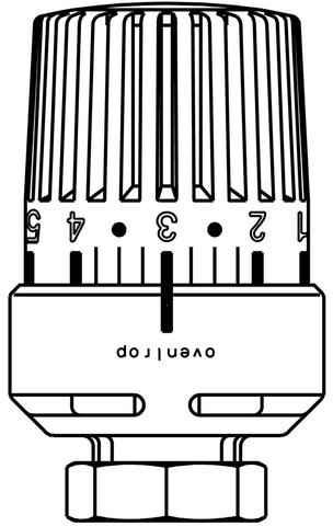 Oventrop Thermostat Uni L Gewinde M 30x1,0