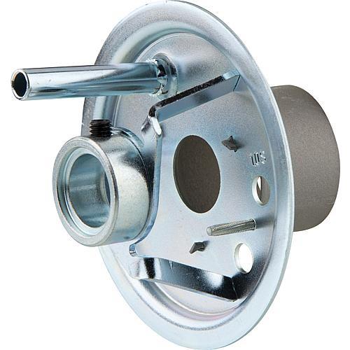 Buderus Mischsystem BRE 1 (1.x), MAN/MHG RE1.1 Stauschscheibe, Mischeinrichtung geeignet für schwefe