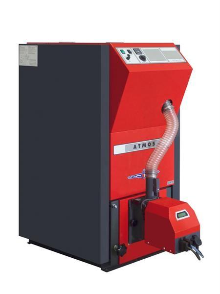 ATMOS Pelletkessel PX15 Kompaktwunder 4-15 KW