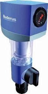 """Logafix Rückspülfilter 1"""" m dreh- barem Anschlst. 1,5-16bar, max. 30 Gr C"""