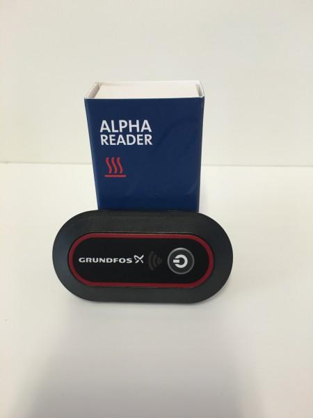 Grundfos Alpha Reader MI401 - Auslesegerät für Grundfos Alpha3 HE-Pumpen