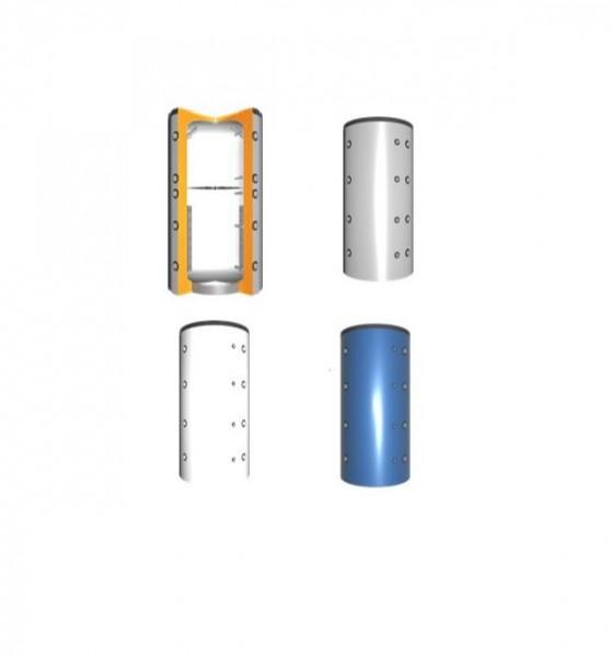 VMS-Therm Hochleistungs-Pufferspeicher mit Schichtleitsystem JPSL ohne Wärmetauscher 825-1500 Liter