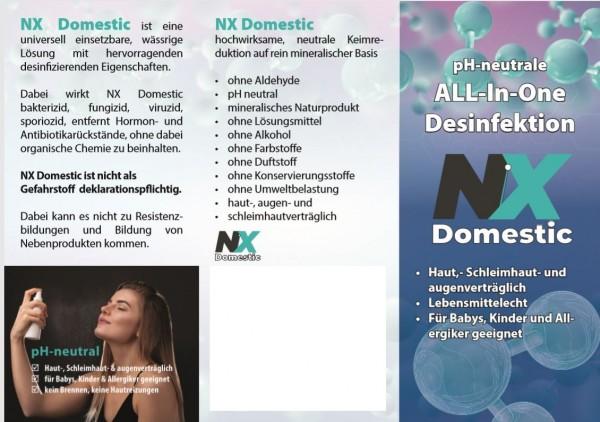 All-In-One Desinfektion 100ml - 500ml - 5 Liter