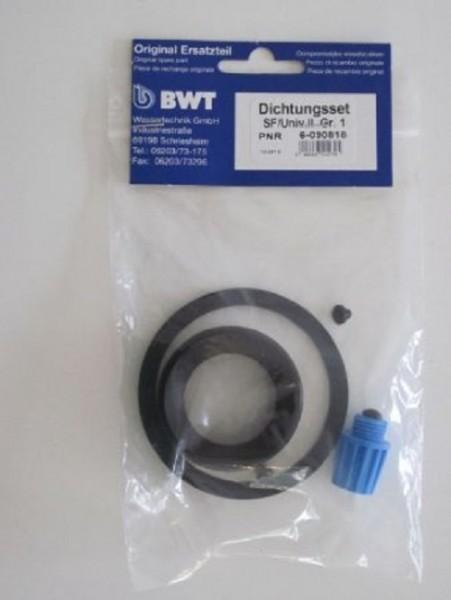 BWT Dichtungssatz Gr. 1 6-090818 für: Wasserfilter Filterhülsen Stützkerze Filter Wasser Ersatz