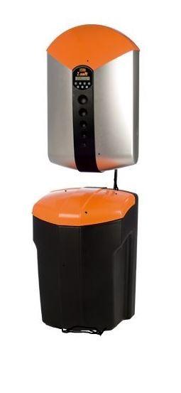 JUDO I-soft-safe-Enthärtungsanlage mit Leckageschutz