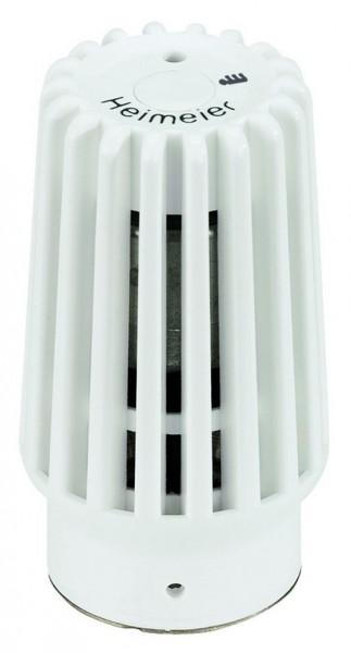 """HEIMEIER gesichertes"""" Behördenmodell."""" Thermostat-Kopf mit eingebautem Fühler"""