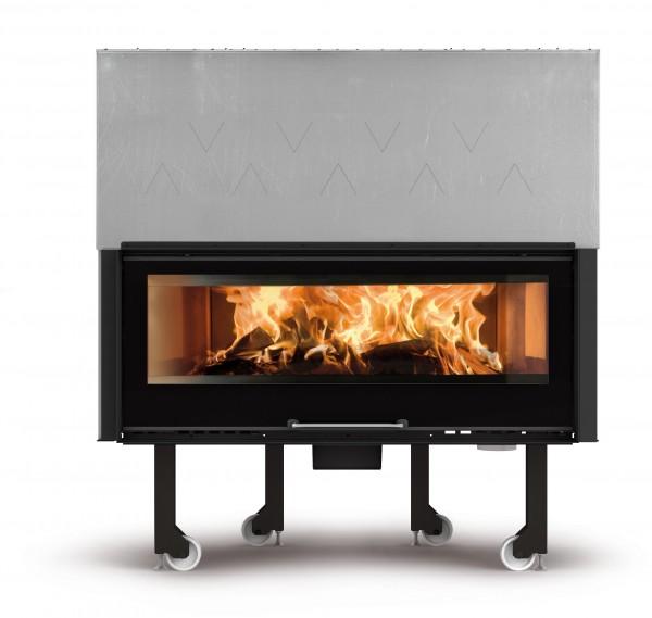 Kamineinsätze Holz SSP Fireplace Wood 009