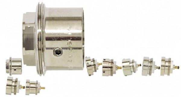 heimeier adapter f r heizk rper thermostate fremder fabrikate elektrische heizk rperregler. Black Bedroom Furniture Sets. Home Design Ideas
