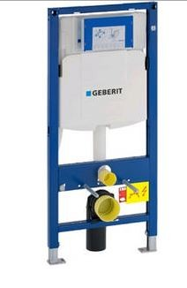 Geberit Duofix Wand-WC-Montageelement, 112 cm, UP-Spk. UP320