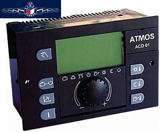 Atmos Regler ACD01 inkl.Fühlerset