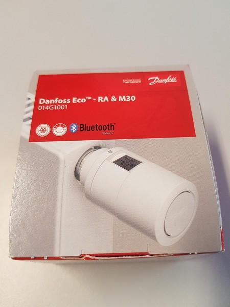 Danfoss Eco Bluetooth Heizkörper Raumthermostat 014G1001