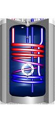 VMS-Therm EHRE-Hochleistungsunterstellspeicher emailliert