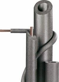 Logafix PE-Isolierung 12/15 bis 42-9mm Lieferlänge 2m