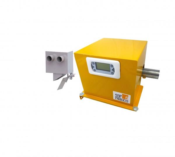 SSP Kombi Saugsystem für Pellets