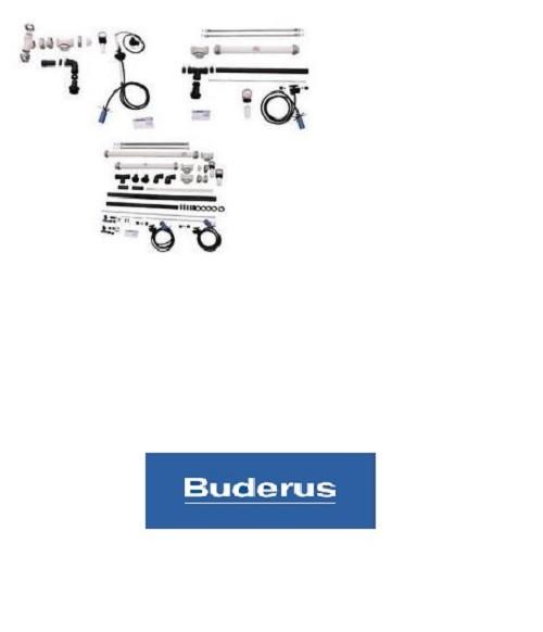 Buderus Grundpaket A für alle TIT-K und / TIT-ST / MT