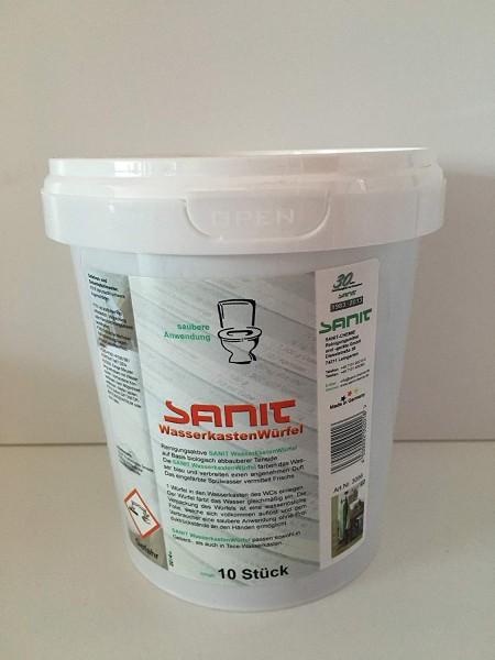 Sanit Wasserkastenwüfel 10 Stück