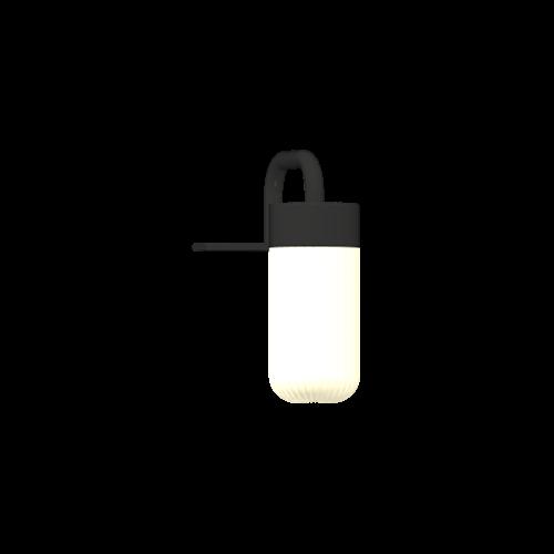 Lampe für Spiegel mit Lichtregler