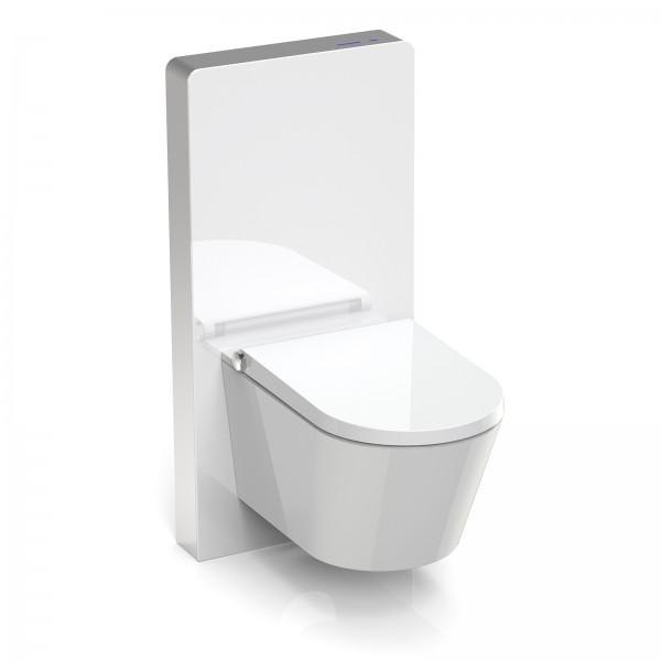 Sanitärmodul mit Sensor für Wand WC