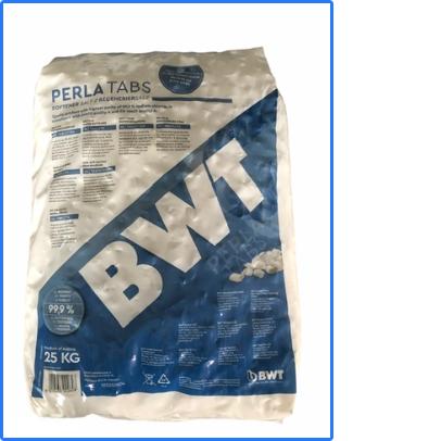 BWT PERLA TABS Salz Regeneriersalz 25 Kg