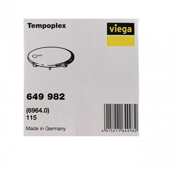Viega Tempoplex Abdeckung 115mm 649 982 Modell 6964.0