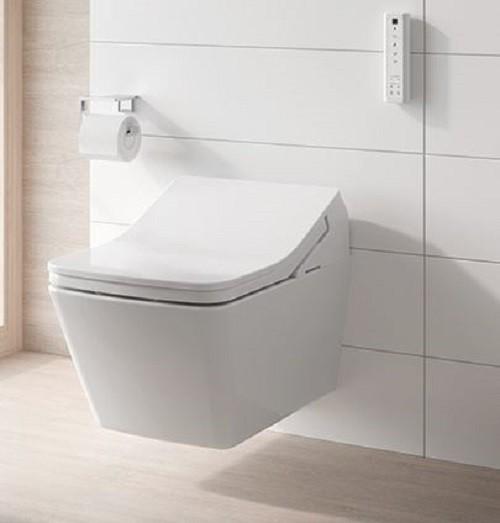 TOTO Dusch-WC Washlet SX inkl. Fernbedienung TCF796CG+CW522EY