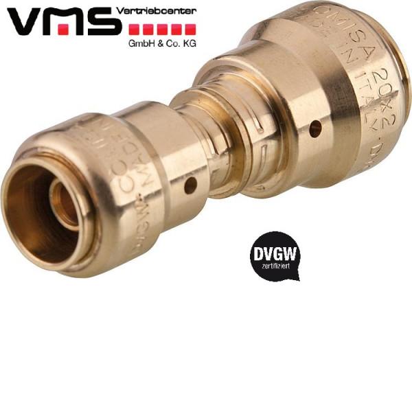 Steckverbindersystem sanvo Reduktion 16 x 2 - 20 x 2mm