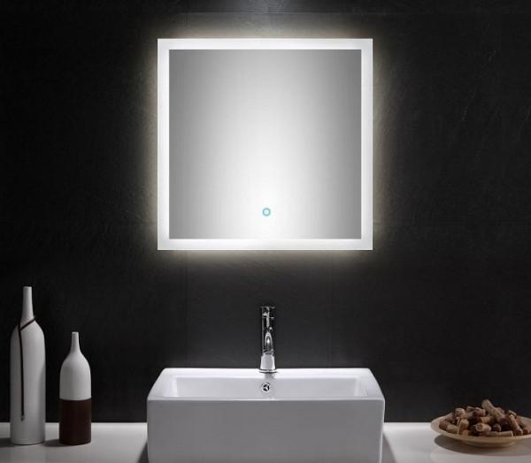 VMS LED Spiegel mit Beleuchtung in 7 Größen