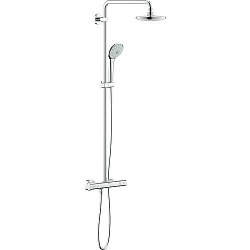 Grohe Brause-System Euphoria mit Thermostat