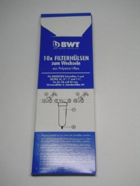 """10x BWT Filterhülsen S + GS/PN 16 3/4"""" 1"""" 1 1/4"""" Wasser Filter 10999"""