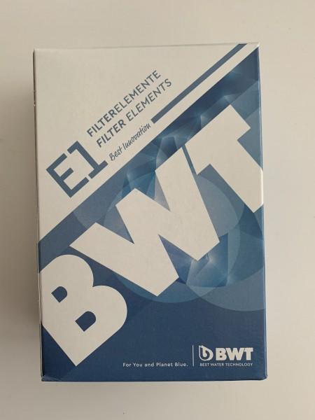 2 Stück BWT Ersatz Filterelement zu E1 Filter, Ersatzfilter, 10386